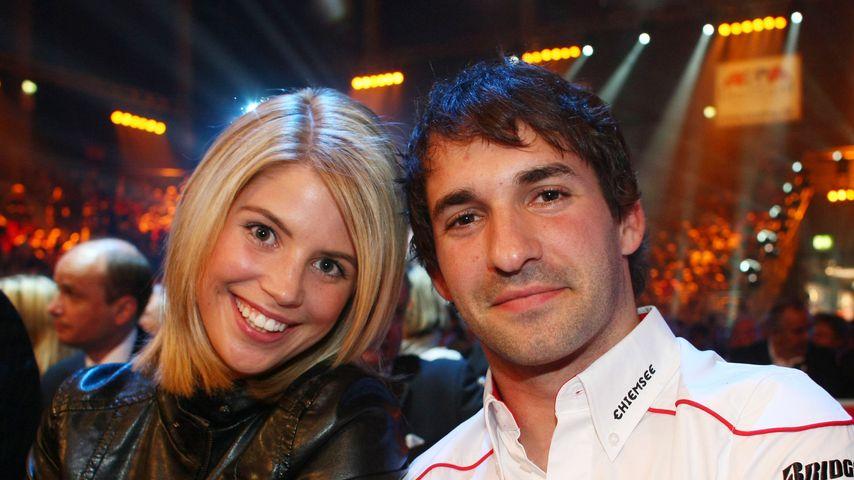 Isabell und Timo Glock im Jahr 2009