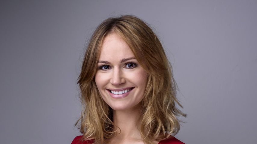 "Isabell Ege Schauspielerin der ARD-Telenovela ""Sturm der Liebe"""