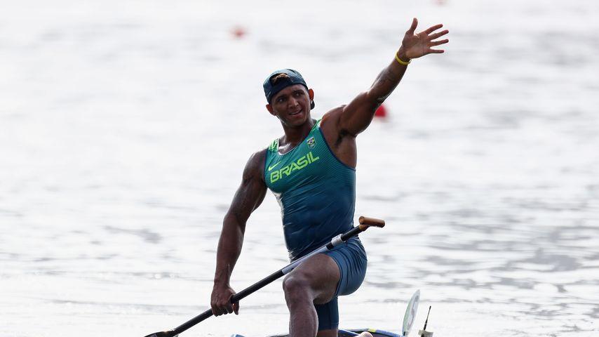 Isaquias Queiroz dos Santos, brasilianischer Kanut
