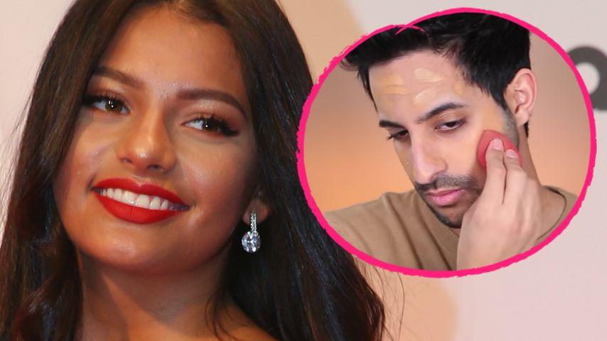 Make-up bei Männern: Für Ivana Santacruz kein No-Go!