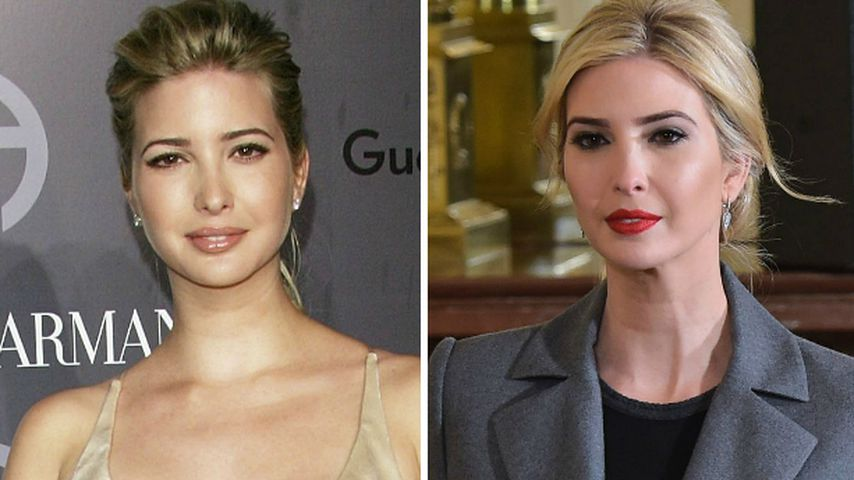 Party-Girl war gestern! Ivanka Trumps krasse Verwandlung