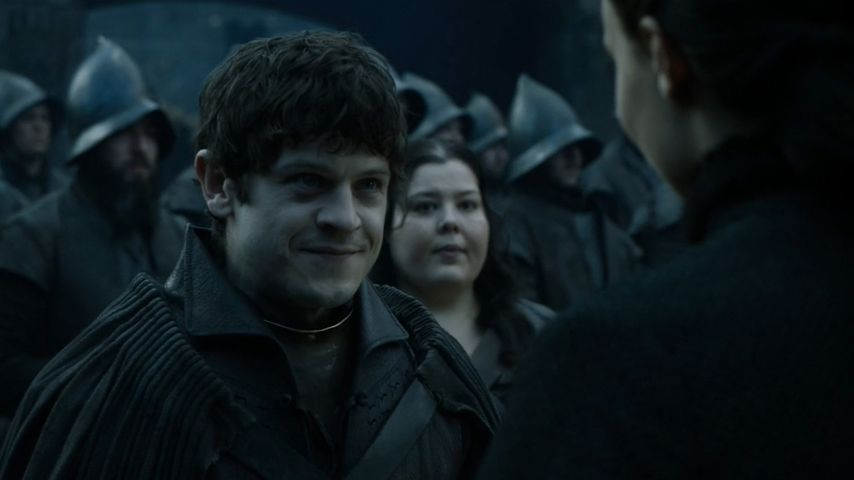"Iwan Rheon in ""Game of Thrones"", Staffel 5"