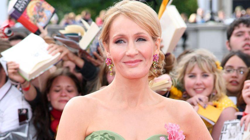 Schriftstellerin J.K. Rowling