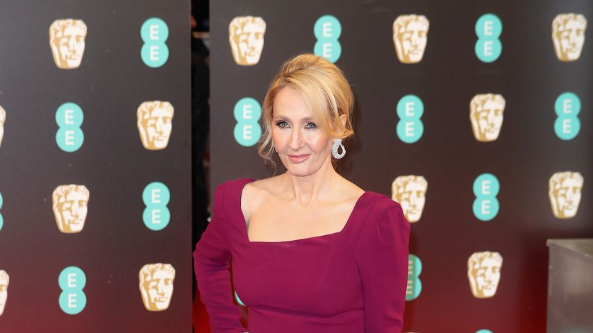 J. K. Rowling bei den EE British Academy Film Awards 2017