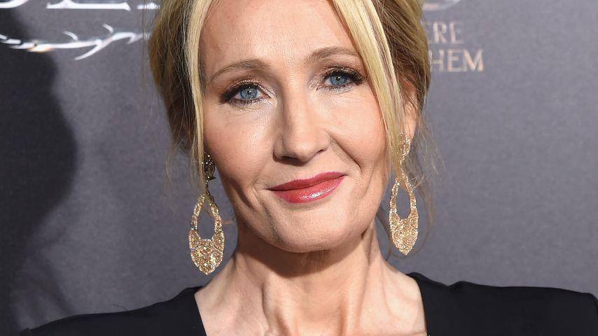"""J.K. Rowling bei der """"Phantastische Tierwesen""""-Weltpremiere in NYC im November 2016"""