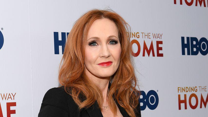 J.K. Rowling im Dezember 2019