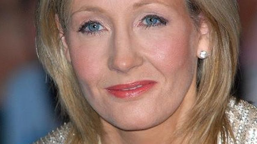 "J.K. Rowling, Autorin von ""Harry Potter"""