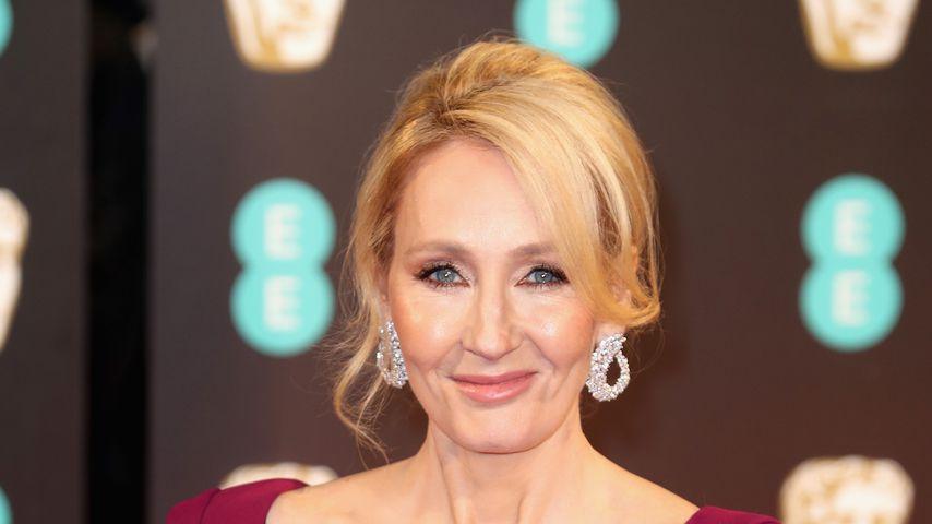 J.K. Rowling im Februar 2017