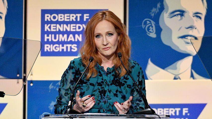 "J.K. Rowling, ""Harry Potter""-Autorin"