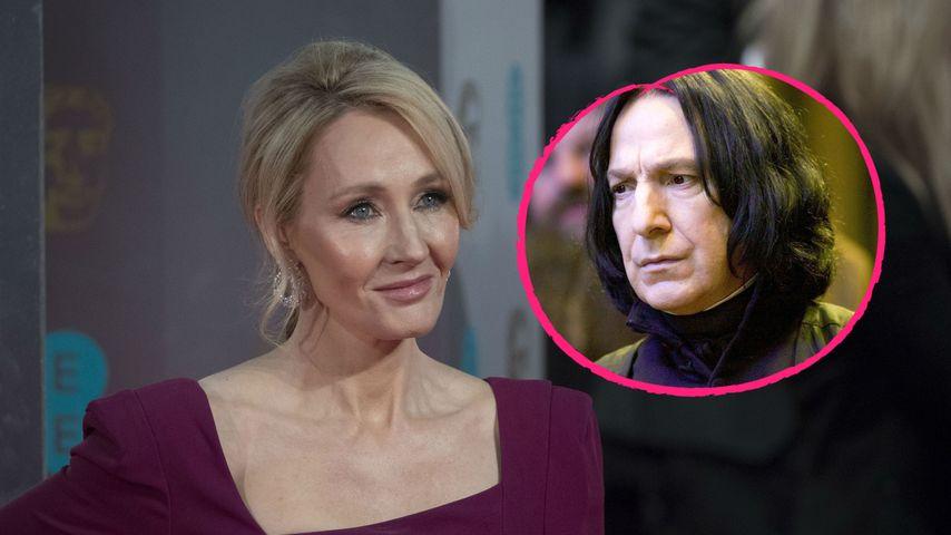Harry Potter: J.K. Rowling entschuldigt sich für diesen Tod!