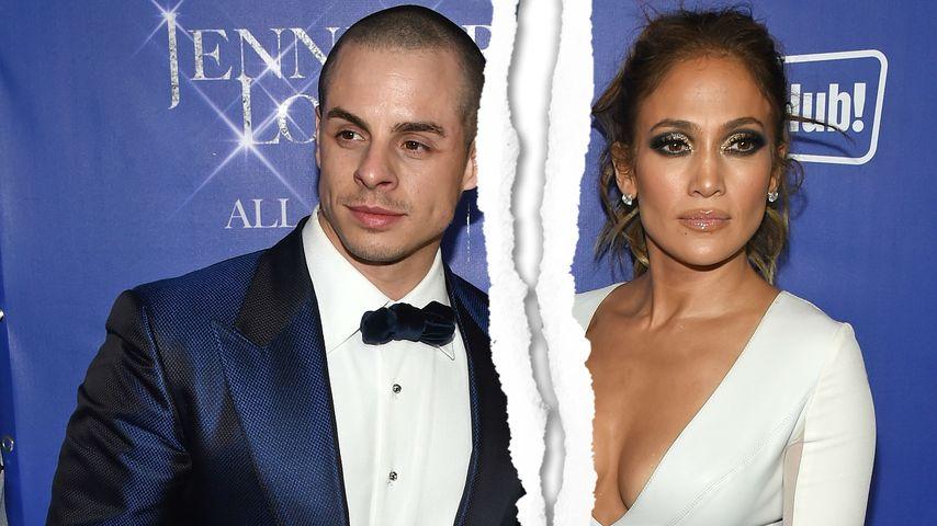 Nach Trennung: Darum machte J.Lo mit Casper Schluss!