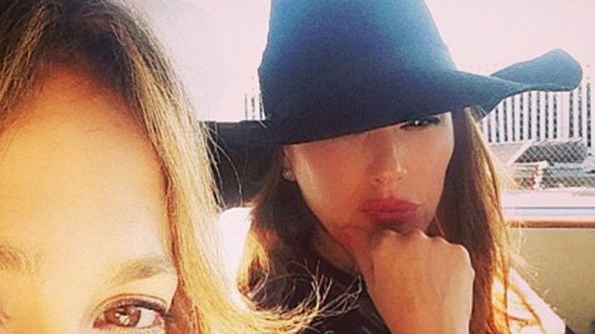 Leah Remini & J.Lo: Von betrunkenem Fahrer gerammt