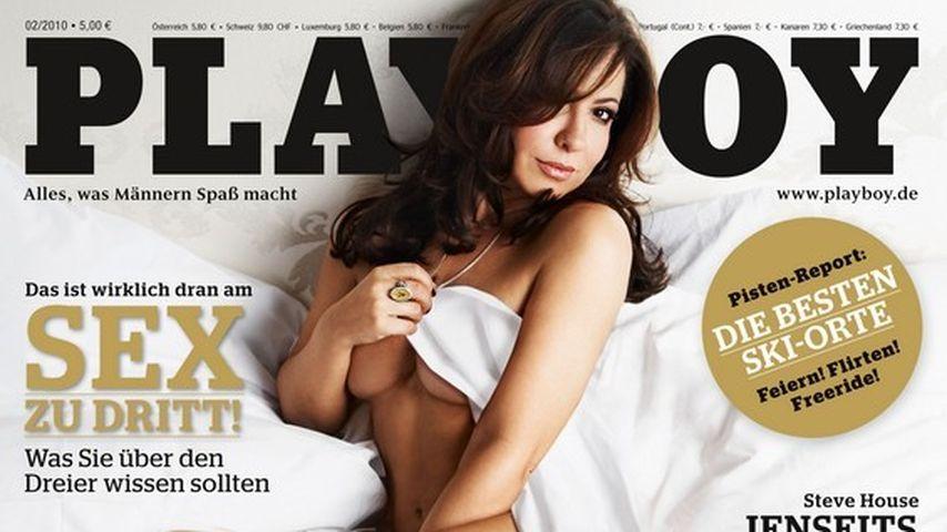 Simone Thomalla Nackt Im Playboy Promiflashde