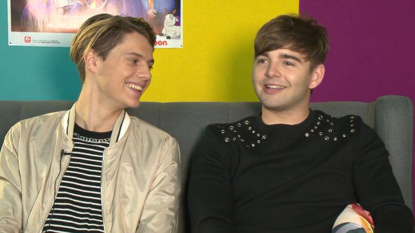 Nach KCAs: Zwei Nick-Stars finden deutsche Fans voll höflich