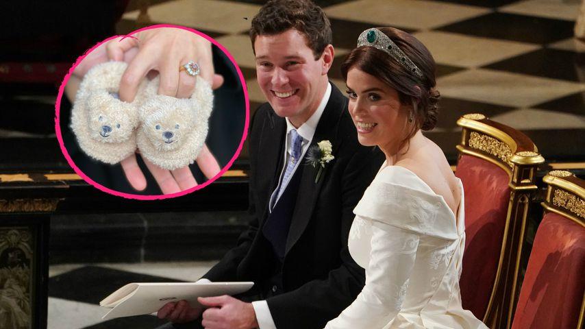 Royal-Hammer! Prinzessin Eugenie wird zum ersten Mal Mama