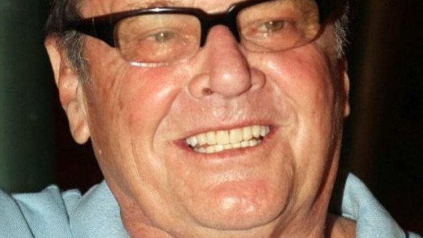 Traurig! Jack Nicholson beendet seine Filmkarriere