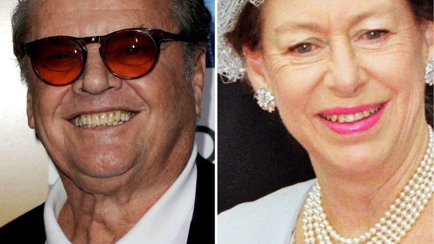 Koks-Angebot: Jack Nicholson verführte Prinzessin Margaret