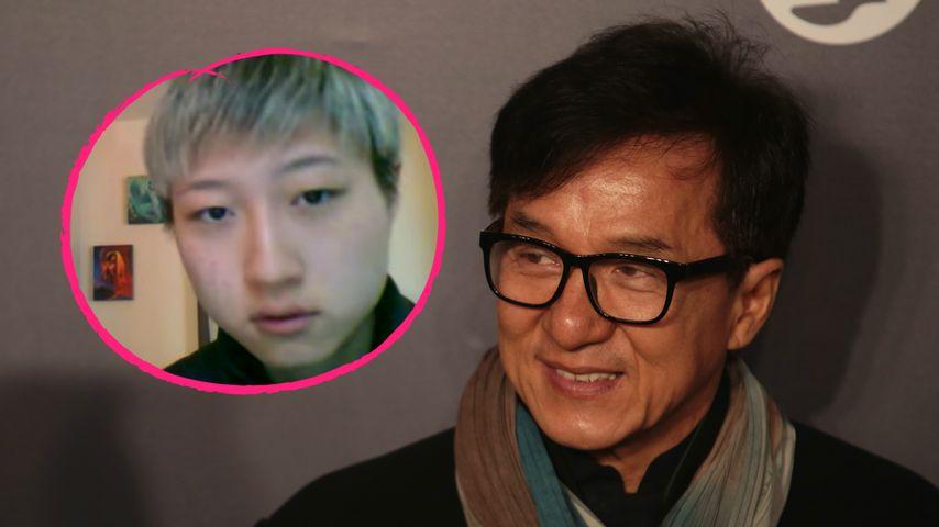 Obdachlos: Jackie Chans Tochter schläft unter einer Brücke