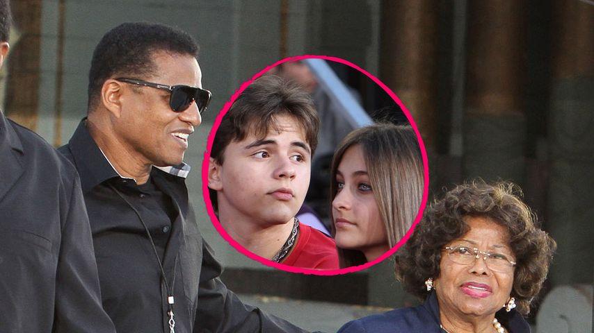 Jackson-Familie: Prügel & versuchter Kindesentzug