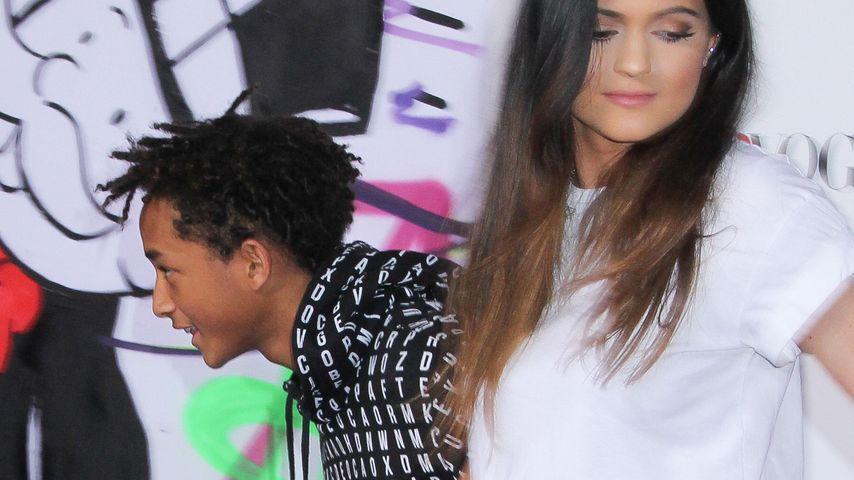 Kylie Jenner und Jaden Smith