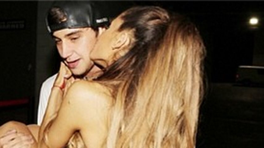Ariana Grande und Jai Brooks