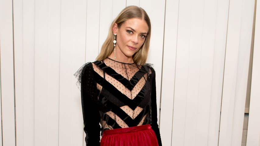 Schwangere Jaime King: Süße Family-Power auf dem Red Carpet!