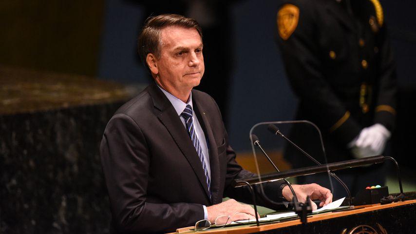 Jair Bolsonaro im September 2019
