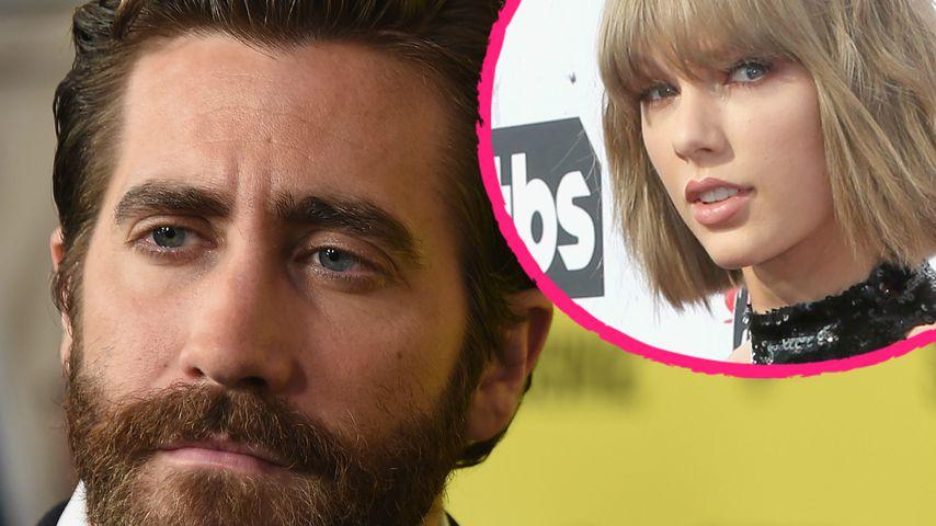 Zu privat: Jake Gyllenhaal schweigt über Ex Taylor Swift!