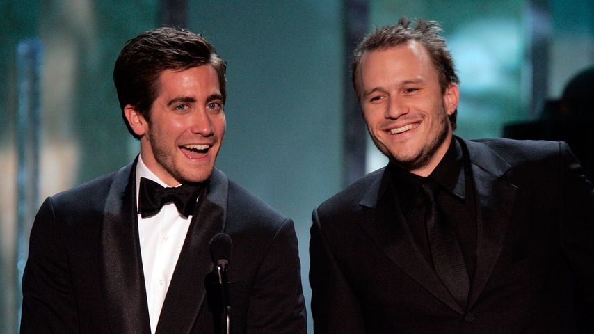 Jake Gyllenhaal und Heath Ledger bei den Screen Actors Guild Awards 2006