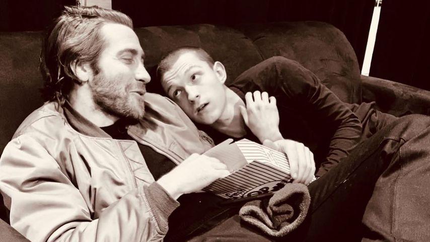 #HusbandGoals: So süß gratuliert Tom Holland Jake Gyllenhaal