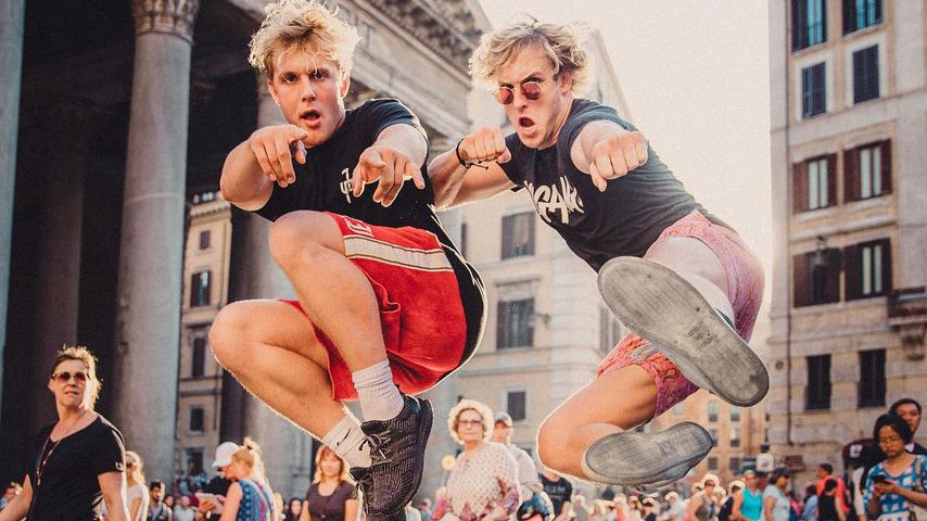 Jake & Logan Paul: Das sind die Social-Media-Kings der USA!
