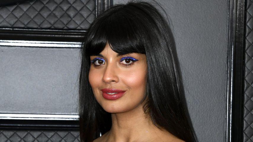 Jameela Jamil bei den Grammy Awards 2020