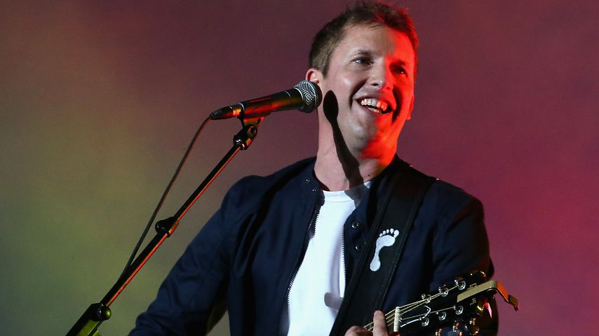James Blunt performt bei den Invictus Games in Orlando, 2016