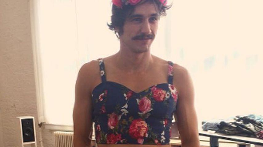 James Franco: Trägt er hier die Klamotten seiner Neuen?
