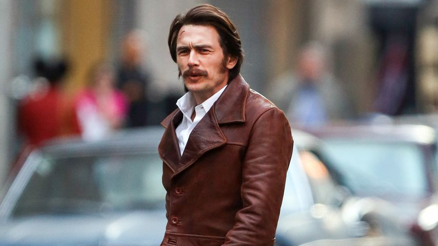 "James Franco in der Serie ""The Deuce"""