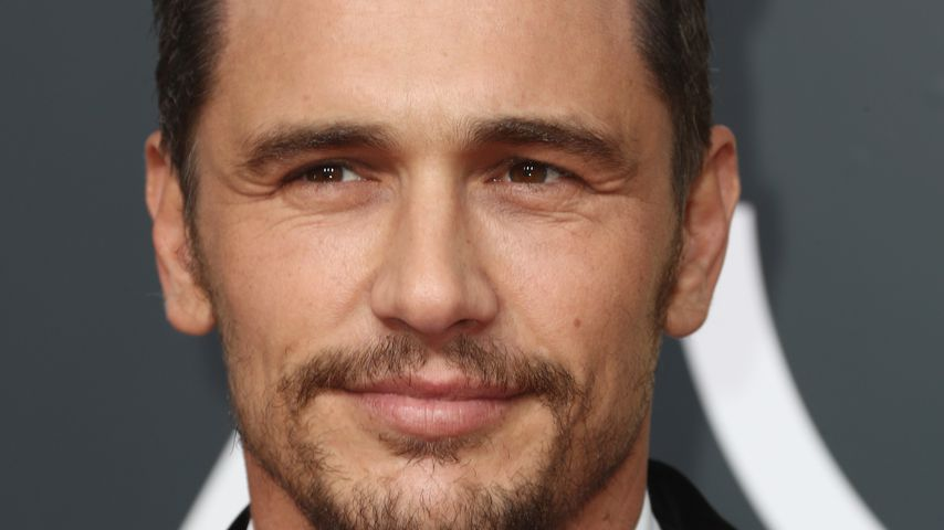 James Franco bei den Golden Globes 2018
