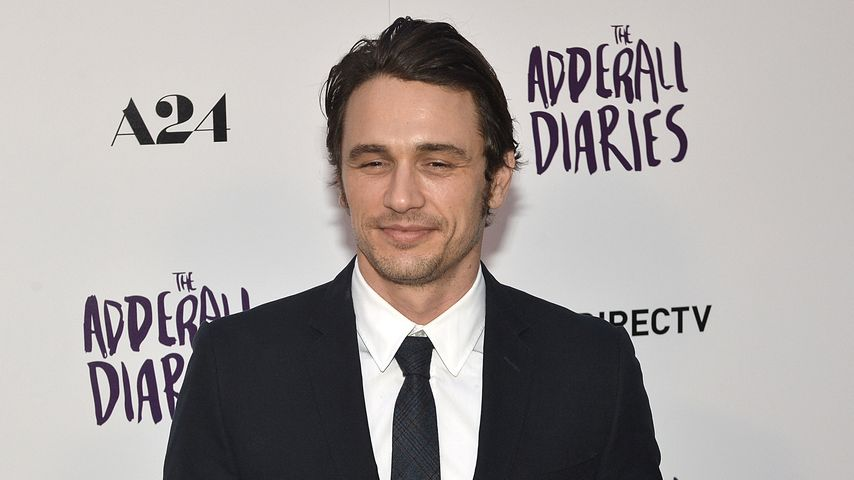 James Franco in Los Angeles