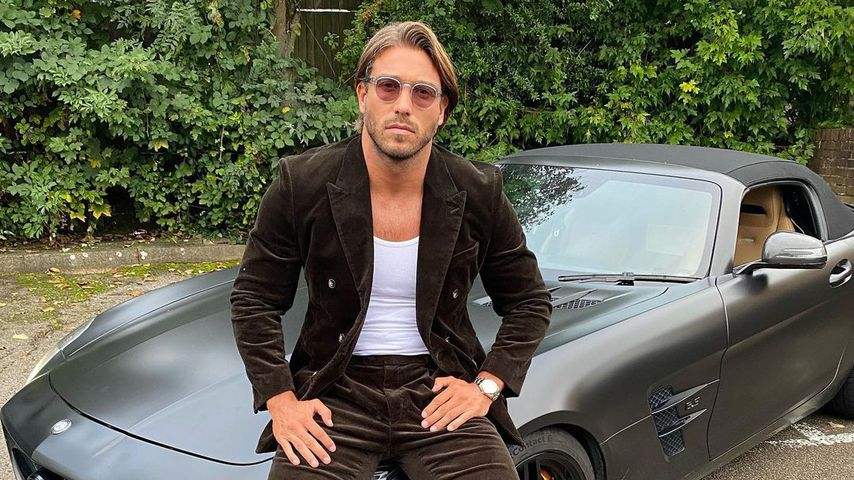 """James Lock, """"The Only Way Is Essex""""-Star"""