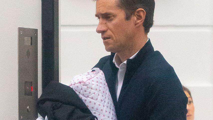 James Matthews in London im März 2021