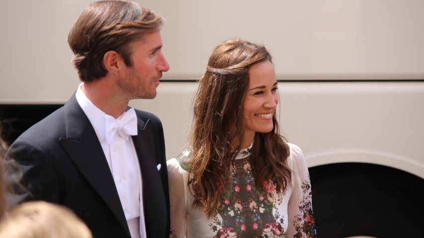 Pippa Middleton: Wedding-Comeback im Flitterwochen-Look!