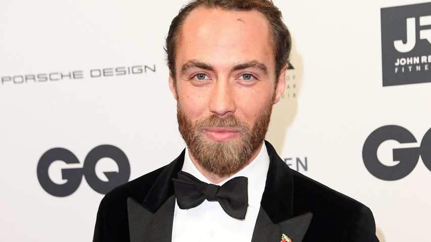 James Middleton bei den GQ Men of the Year Awards in Berlin