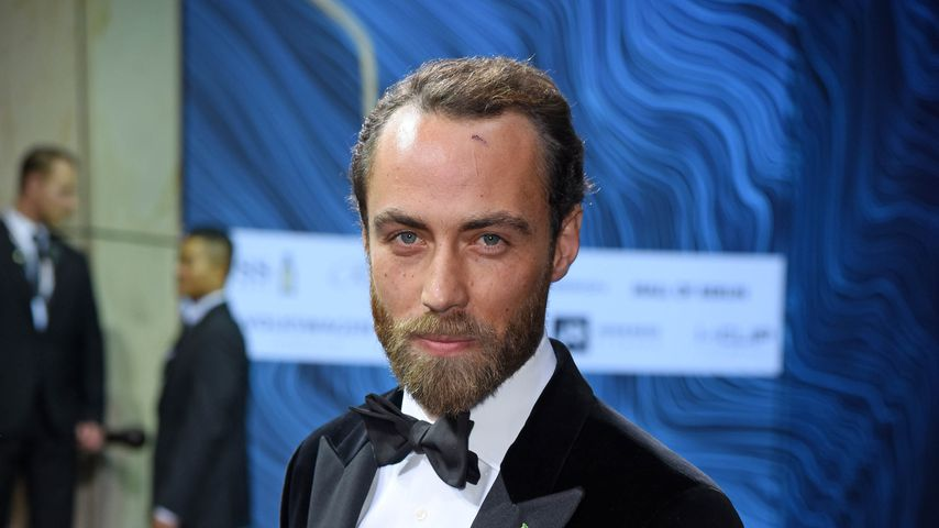 Kates Bruder James Middleton besuchte GQ Awards in Berlin!