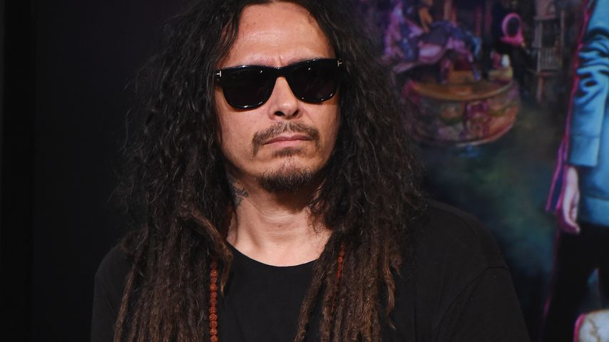 """James """"Munky"""" Shaffer, Korn-Gitarrist"""