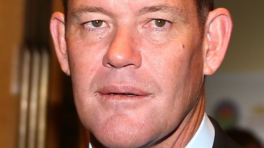 James Packer in Melbourne
