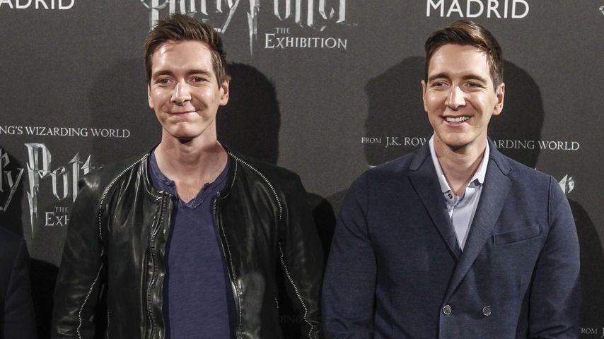 """Verwandlung! So sehen die """"Harry Potter""""-Zwillinge heute aus"""