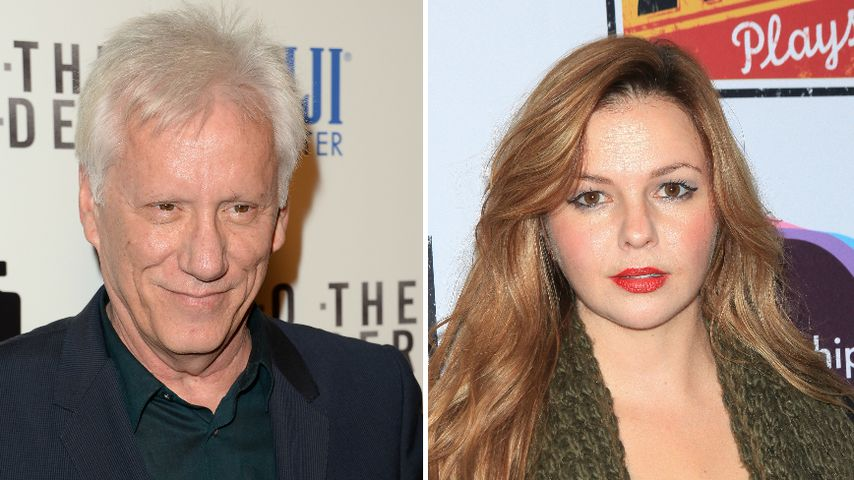 Krass: Baggerte James Woods die 16-jährige Amber Tamblyn an?