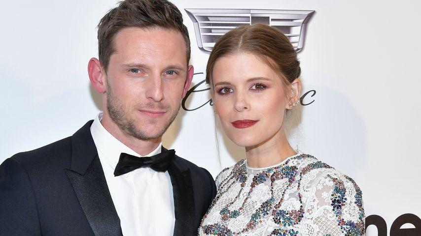 Jamie Bell und Kata Mara im Februar 2019
