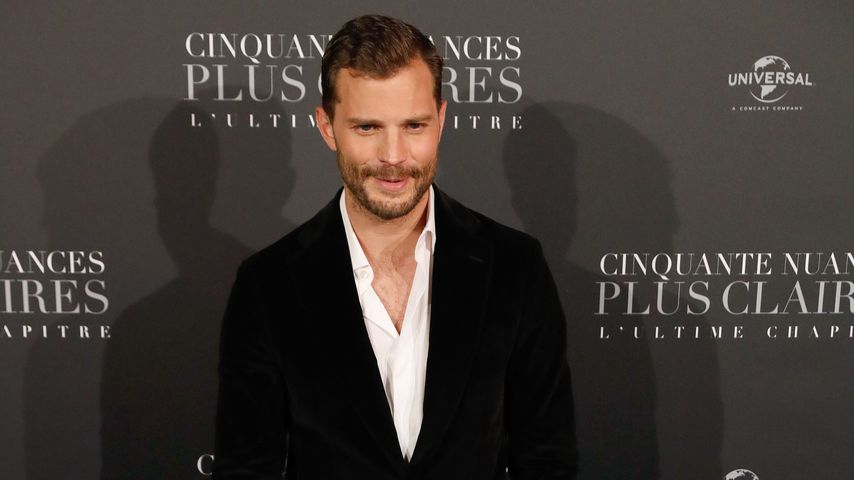 "Jamie Dornan bei der ""Fifty Shades Freed""-Premiere"