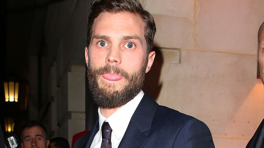 Jamie Dornan bei einer Afterparty in London