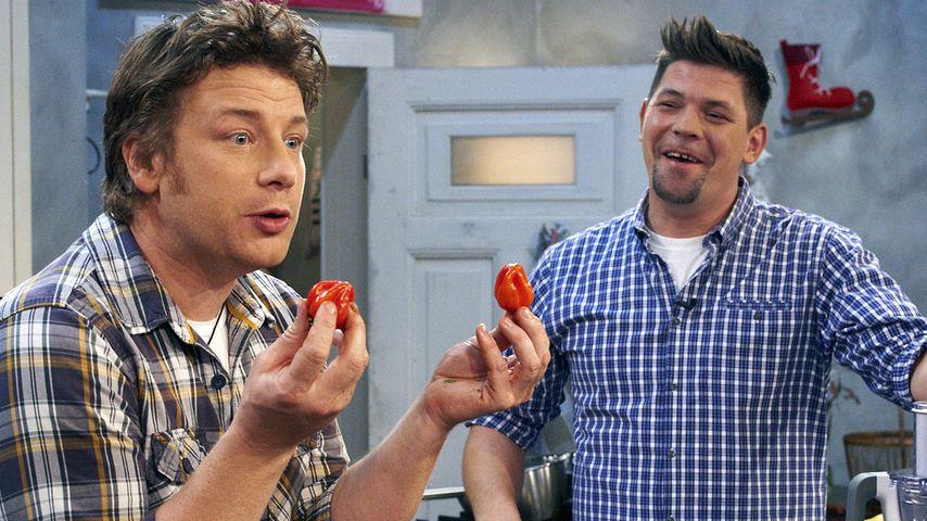 Gewusst? TV-Köche Jamie Oliver & Tim Mälzer sind enge Buddys